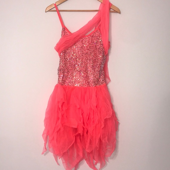 Costume Gallery Other - Brand New Euphoria Coral Dance Costume